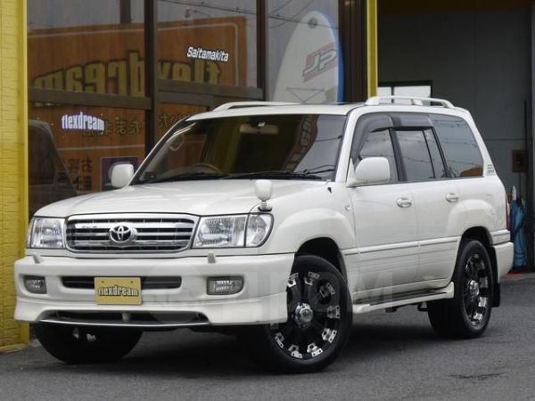 Toyota Land Cruiser, 2001 год, 670 000 руб.
