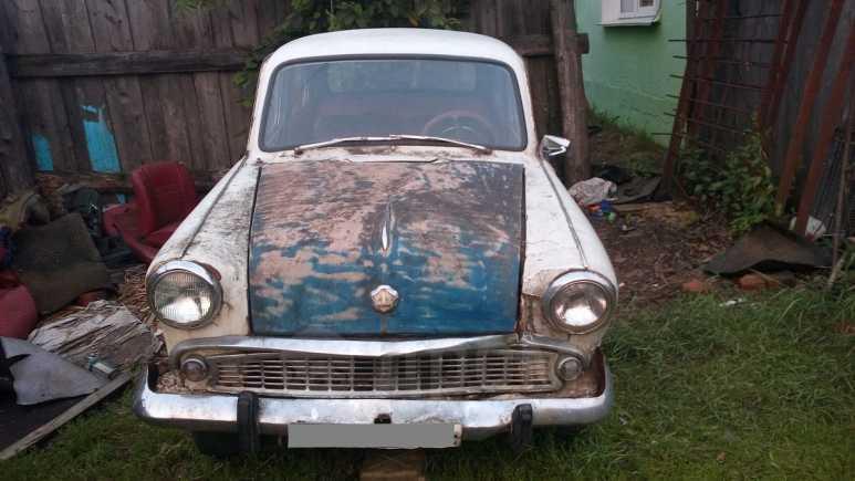 Москвич 403, 1964 год, 18 000 руб.