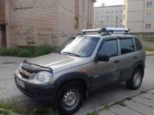 Северобайкальск Niva 2009