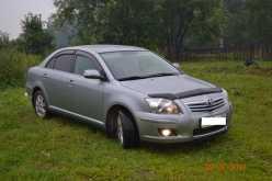 Toyota Avensis, 2007 г., Томск