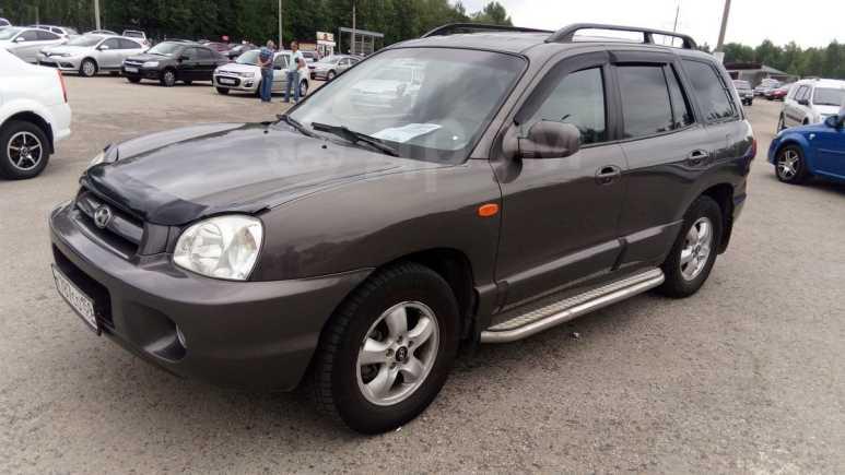 Hyundai Santa Fe, 2005 год, 459 000 руб.