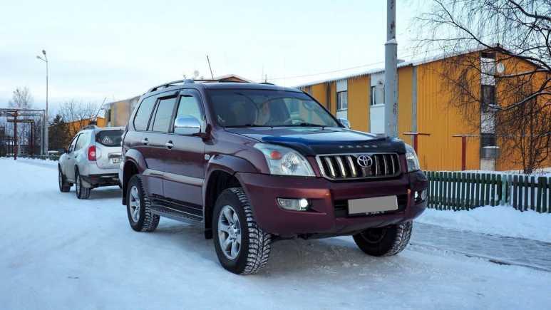 Toyota Land Cruiser Prado, 2008 год, 1 310 000 руб.