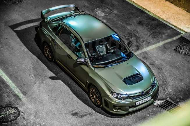 Subaru Impreza WRX STI, 2012 год, 2 000 000 руб.