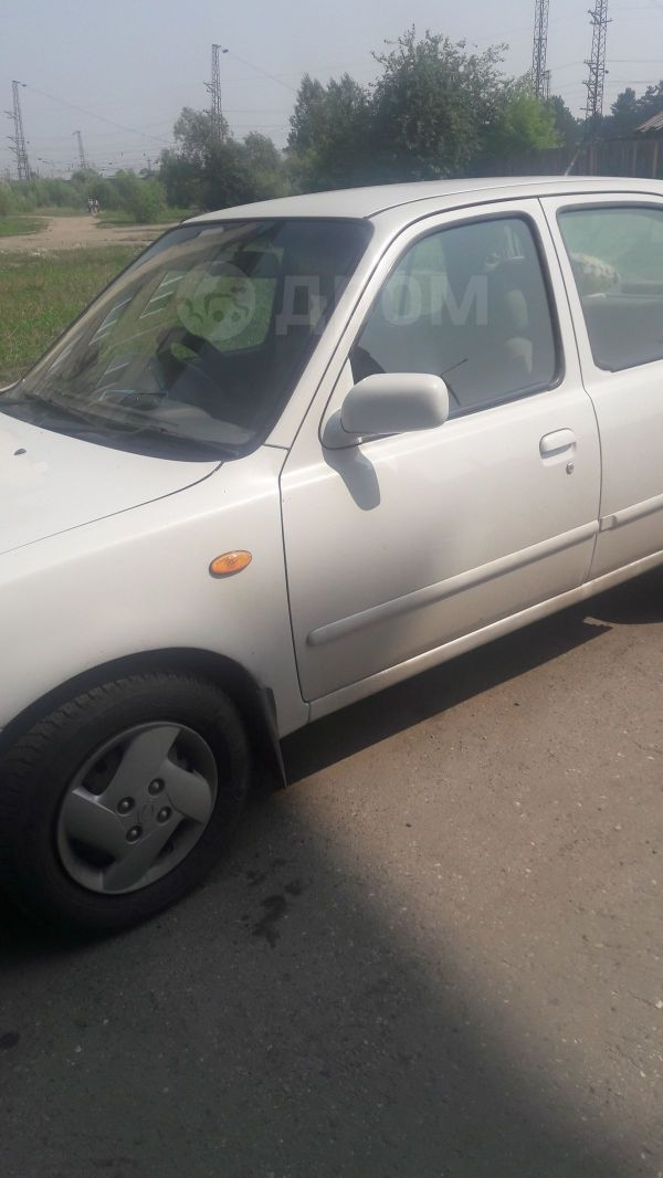 Nissan March, 2000 год, 130 000 руб.