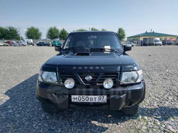 Nissan Patrol, 1999 год, 580 000 руб.