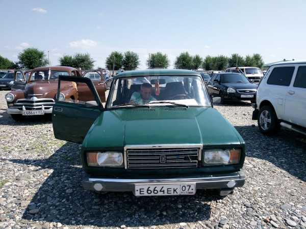 Лада 2107, 1999 год, 60 000 руб.