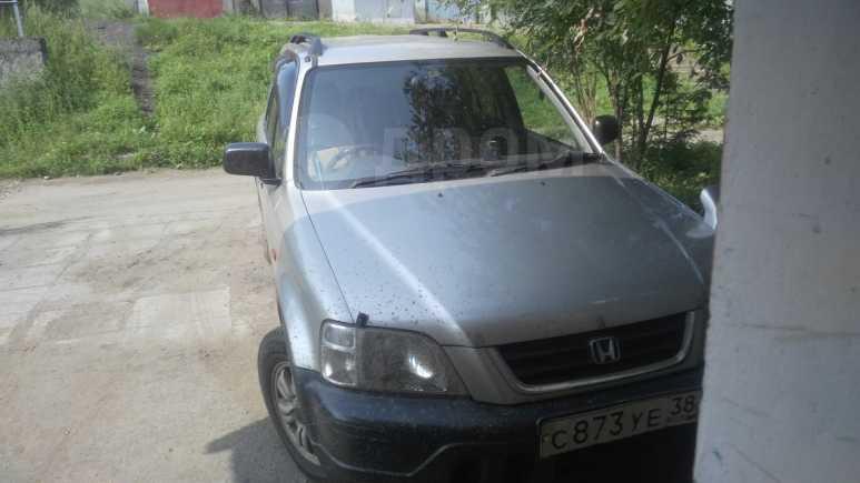 Honda CR-V, 1996 год, 245 000 руб.