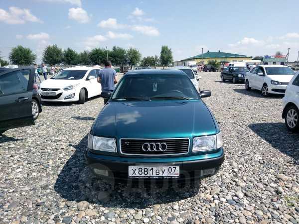 Audi 100, 1993 год, 280 000 руб.