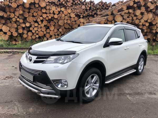 Toyota RAV4, 2013 год, 1 365 000 руб.