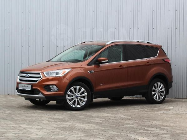 Ford Kuga, 2016 год, 1 349 000 руб.