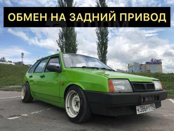 Лада 2109, 2001 год, 110 000 руб.