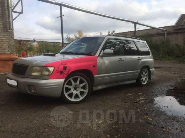 Subaru Forester, 1997 год, 155 000 руб.