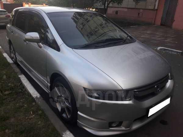 Honda Odyssey, 2007 год, 340 000 руб.