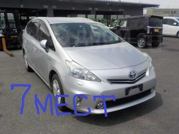 Toyota Prius a, 2012 год, 880 000 руб.