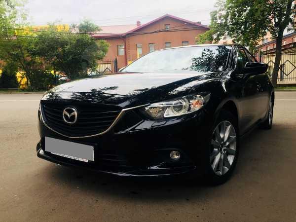 Mazda Mazda6, 2014 год, 1 130 000 руб.