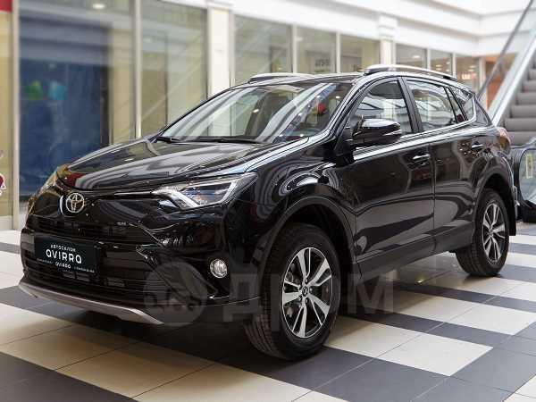 Toyota RAV4, 2018 год, 1 936 000 руб.