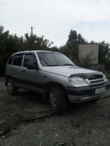 Заринск Niva 2004