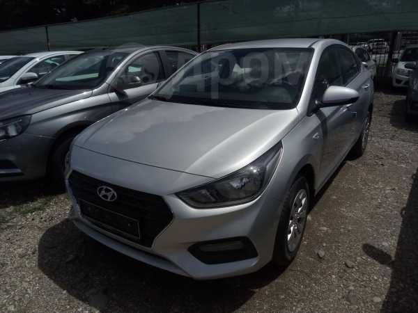Hyundai Solaris, 2018 год, 815 000 руб.