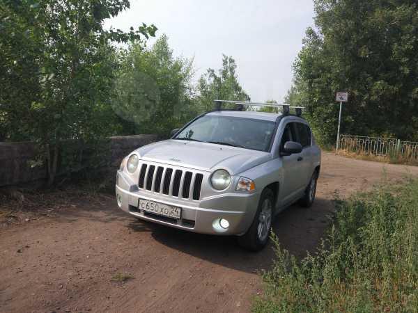 Jeep Compass, 2007 год, 450 000 руб.