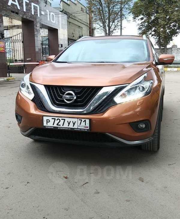 Nissan Murano, 2016 год, 2 000 000 руб.