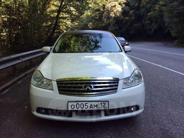 Nissan Fuga, 2005 год, 750 000 руб.