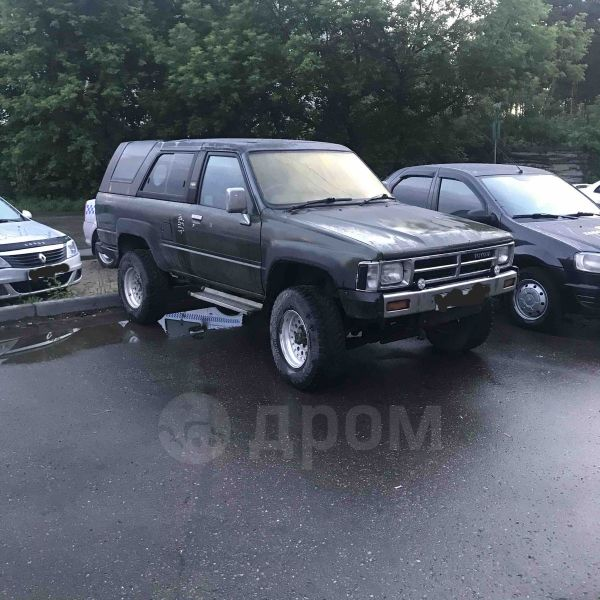 Toyota Hilux Surf, 1988 год, 435 000 руб.
