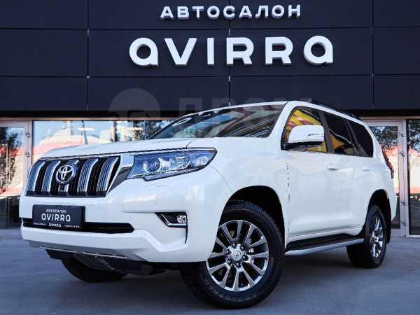 Toyota Land Cruiser Prado, 2018 год, 4 207 000 руб.