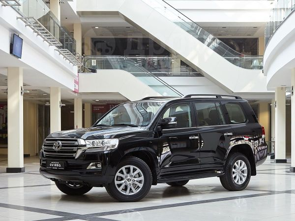 Toyota Land Cruiser, 2018 год, 4 648 000 руб.