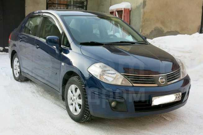 Nissan Tiida, 2007 год, 405 000 руб.