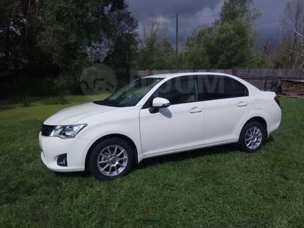 Toyota Corolla Axio, 2015 год, 736 000 руб.