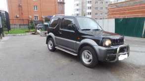 Suzuki Jimny, 2008 г., Новосибирск