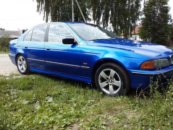 BMW 5-Series, 1997 год, 160 000 руб.
