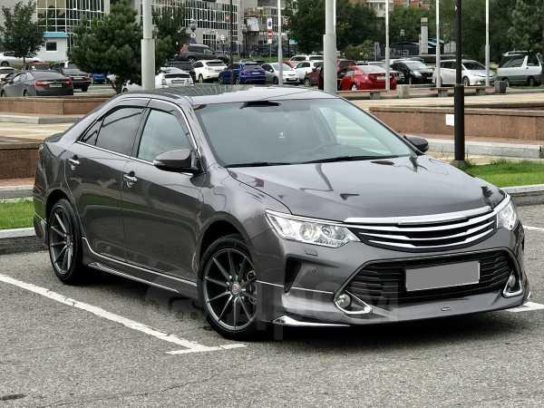 Toyota Camry, 2015 год, 1 569 000 руб.
