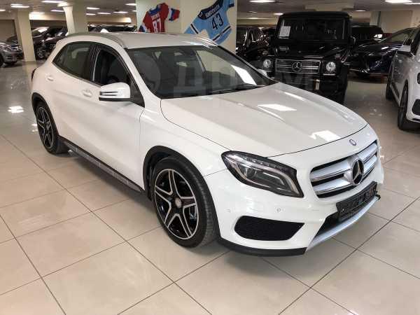 Mercedes-Benz GLA-Class, 2014 год, 1 245 000 руб.