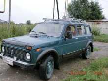 Новосибирск 4x4 2131 Нива 2002