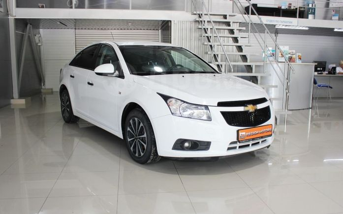Chevrolet Cruze, 2011 год, 474 900 руб.
