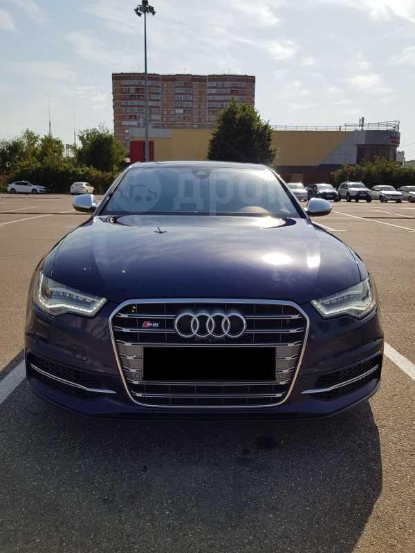 Audi S6, 2013 год, 2 400 000 руб.