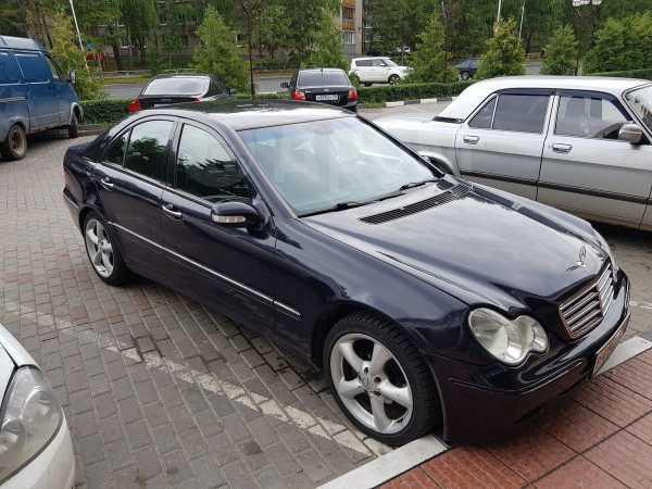 Mercedes-Benz C-Class, 2000 год, 240 000 руб.