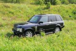 Магадан Range Rover 2005