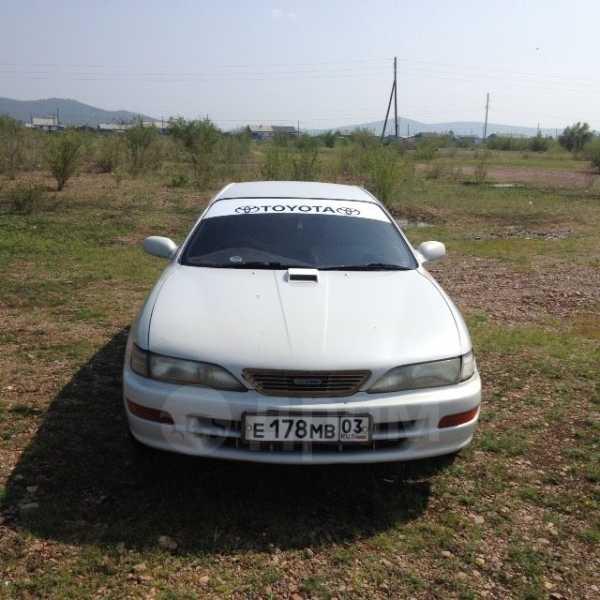 Toyota Carina ED, 1990 год, 165 000 руб.