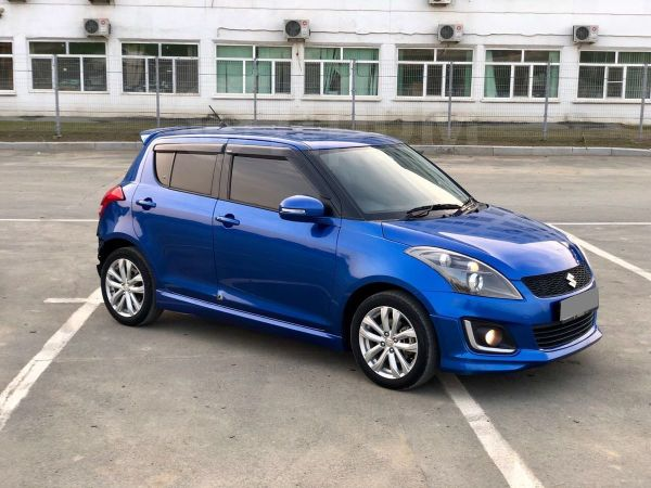 Suzuki Swift, 2014 год, 430 000 руб.