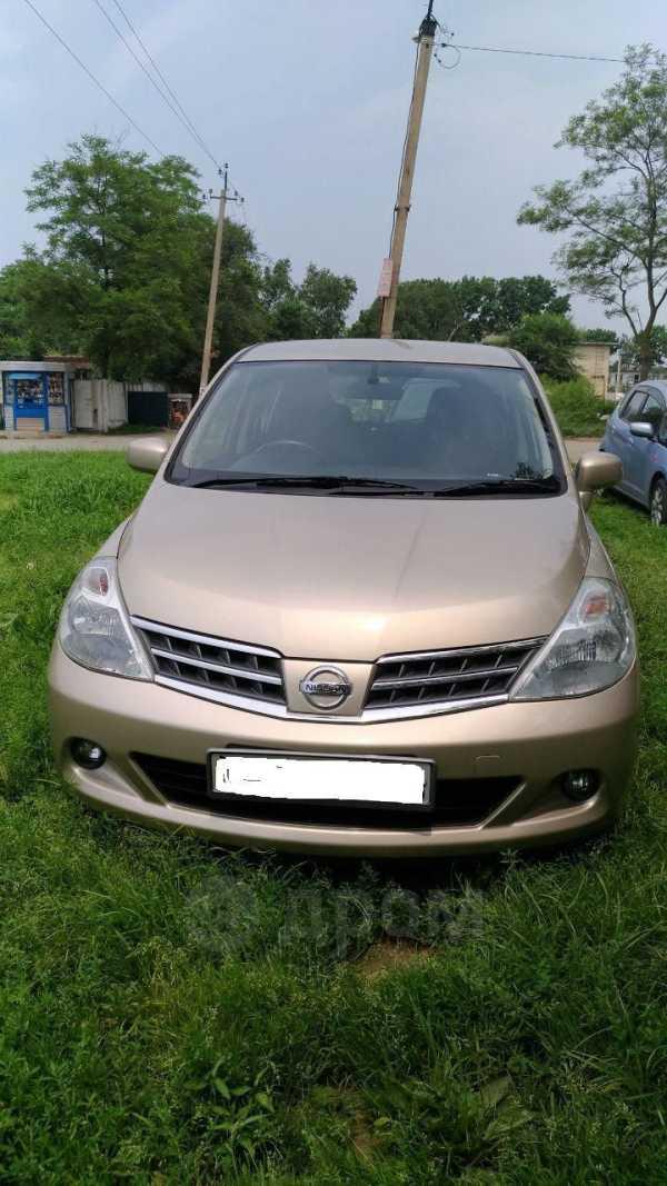 Nissan Tiida, 2008 год, 380 000 руб.