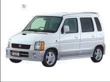 Красноярск Wagon R Wide 1998