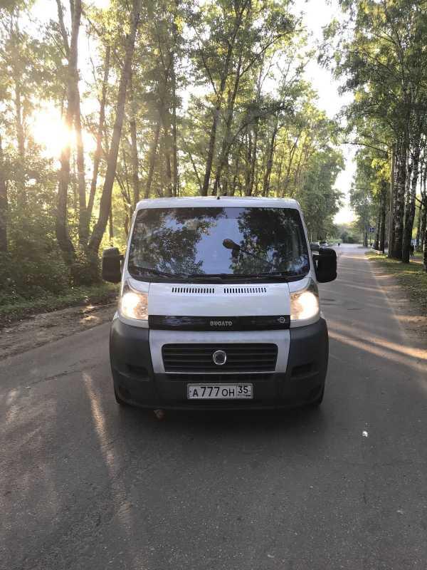 Fiat Doblo, 2008 год, 630 000 руб.