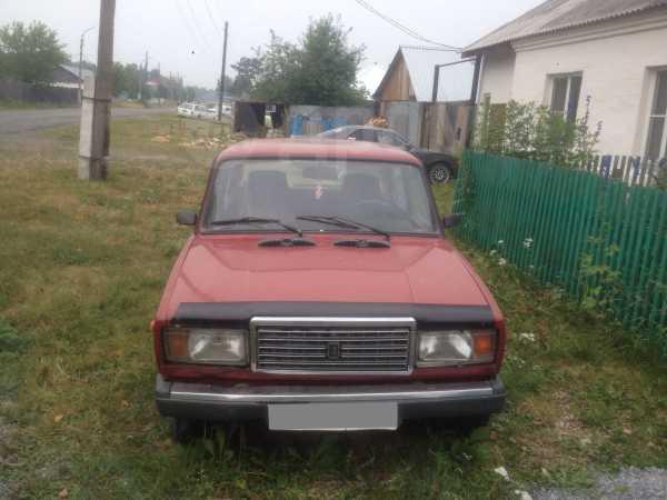 Лада 2107, 1998 год, 17 500 руб.