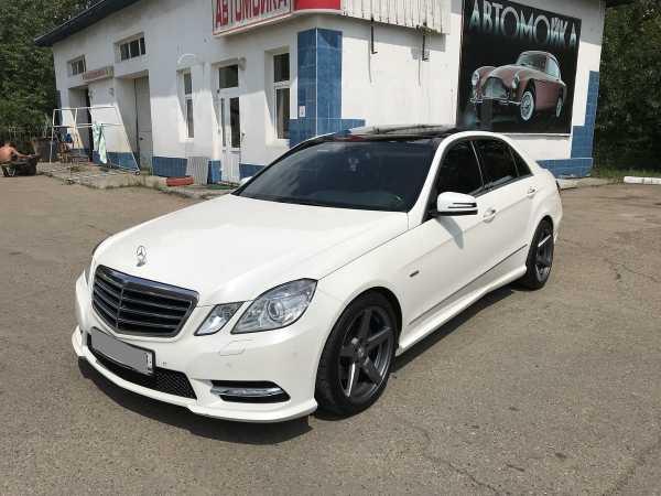 Mercedes-Benz E-Class, 2012 год, 1 380 000 руб.