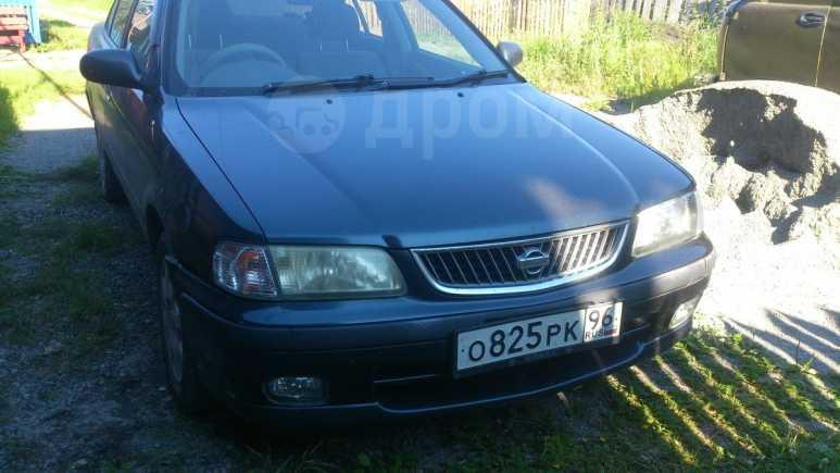Nissan Sunny, 2001 год, 115 000 руб.