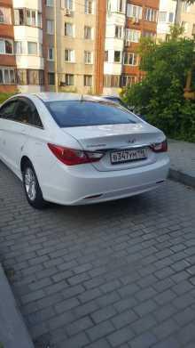 Екатеринбург Sonata 2012