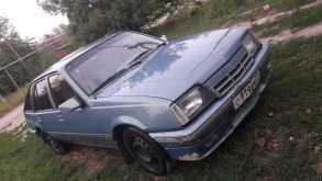 Краснодар Ascona 1985
