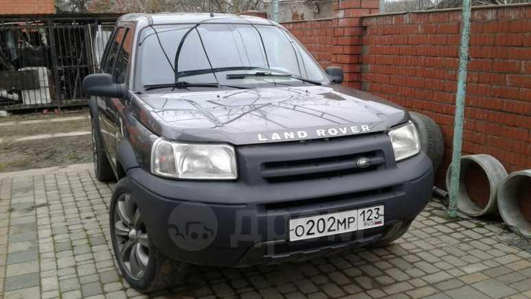 Land Rover Freelander, 2000 год, 300 000 руб.